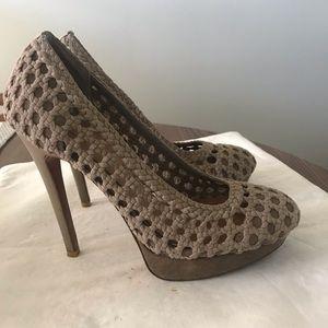 Badgley Mischka size 6.5 Designer Heels